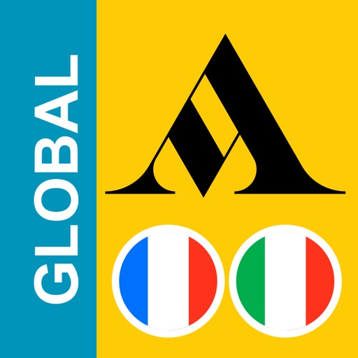 French <-> Italian Talking Dictionary Global Mondadori Langenscheidt