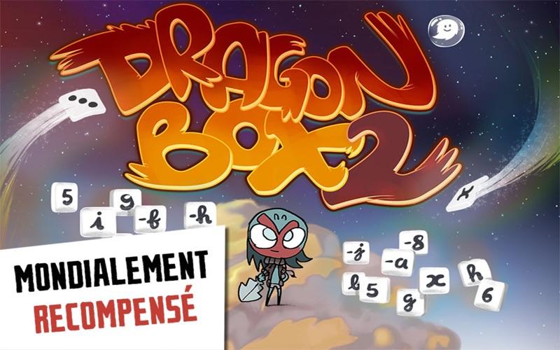 Screenshot #1 pour DragonBox Algebra 12+ - Le jeu multi-récompensé d'apprentissage des maths