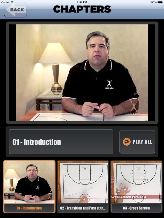 Punch It In! 10 Great Plays To Score Inside The Pain - With Coach Lason Perkins - Full Court Basketball Toolbox 3 Training Instruction - XL