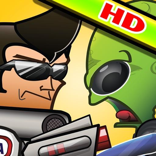 Action Adventure Hero vs Alien Space Shooter Free War Games HD