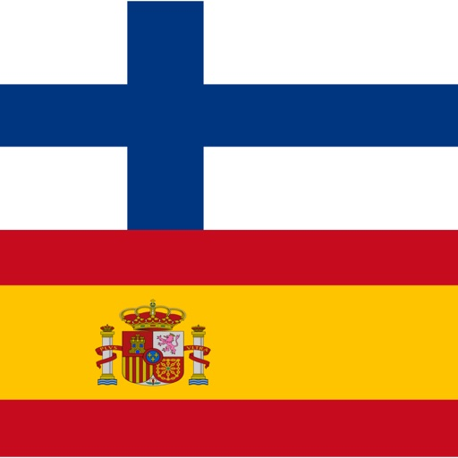 Finnish - Spanish - Finnish dictionary