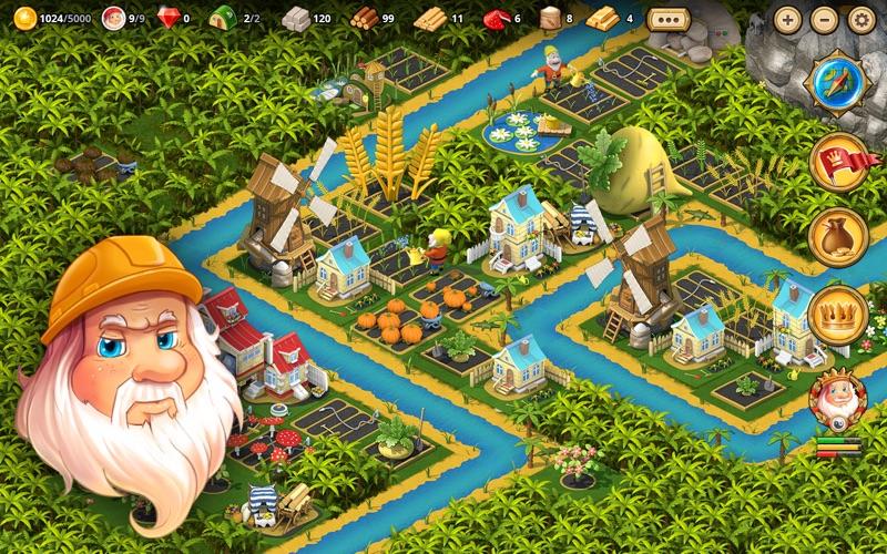 Гномоград скриншот программы 1