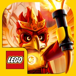 LEGO® Legends of CHIMA: Fire CHI Challenge