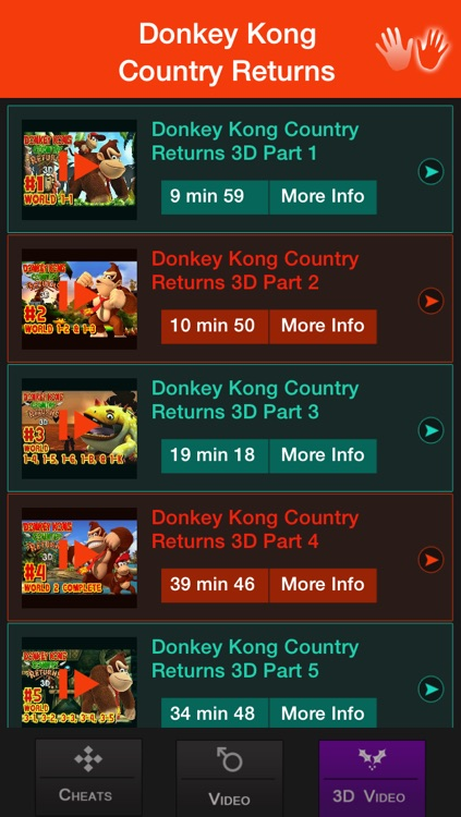 Cheats for Donkey kong Country Returns - All in One,Unlocakables,Codes,News,Secret screenshot-4
