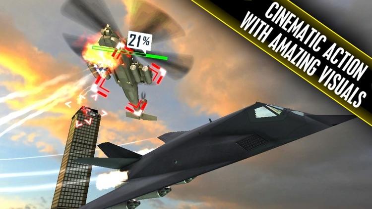 Benjamin Jet Fighters screenshot-4