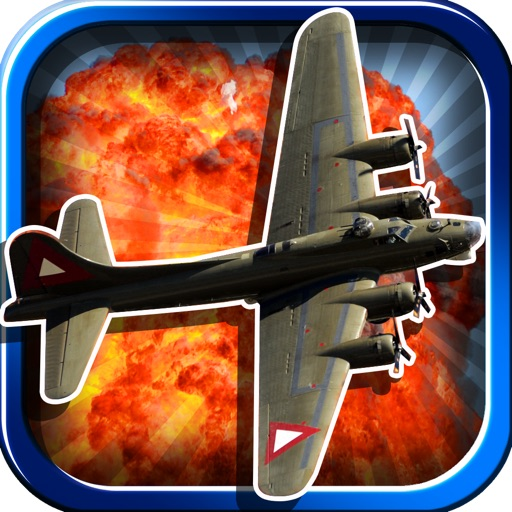 WW2 Bomber World War Two Free Game icon