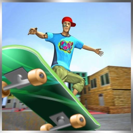 Extreme Skateboarder 3D