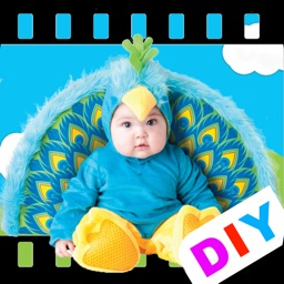 DIY Baby Flash Cards - Birds