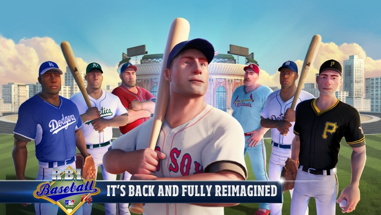 R.B.I. Baseball 14 screenshot-0