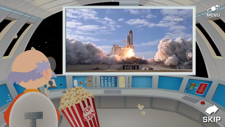 Grandpa In Space screenshot-4