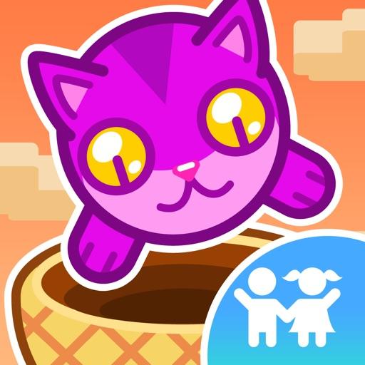 Cat Basket For Kids