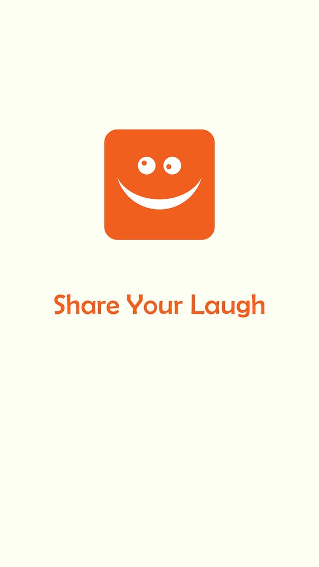 LOL-HaHa-Laugh-Voice-Record screenshot one