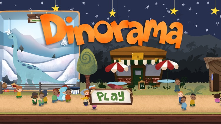 Dinorama screenshot-0