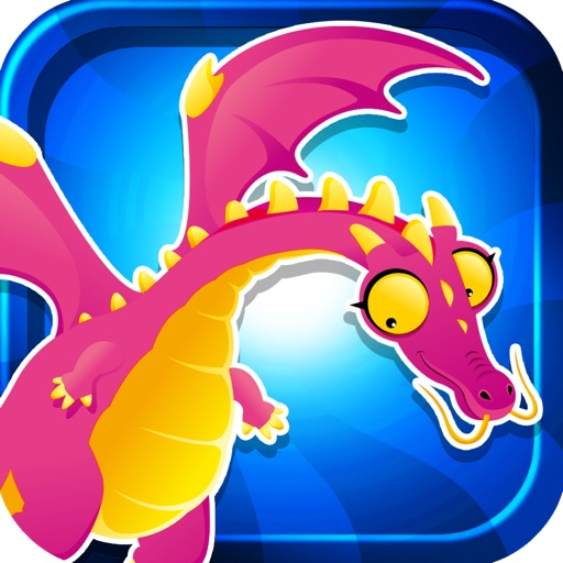 A Pink Dragon Flight Game Pro Full Version icon