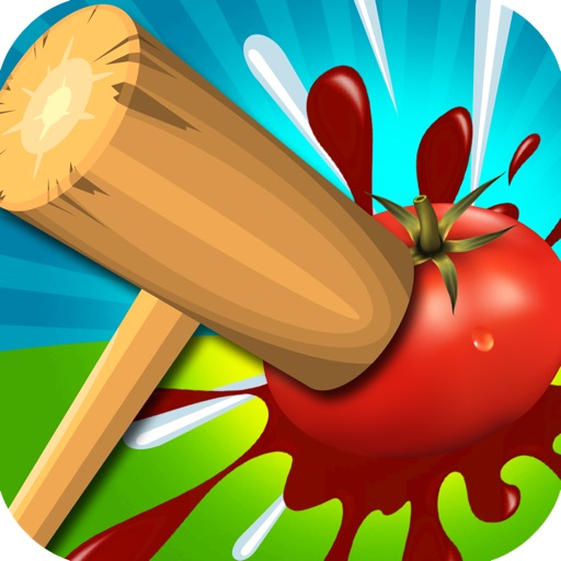 A Vegetable Smasher Free Game