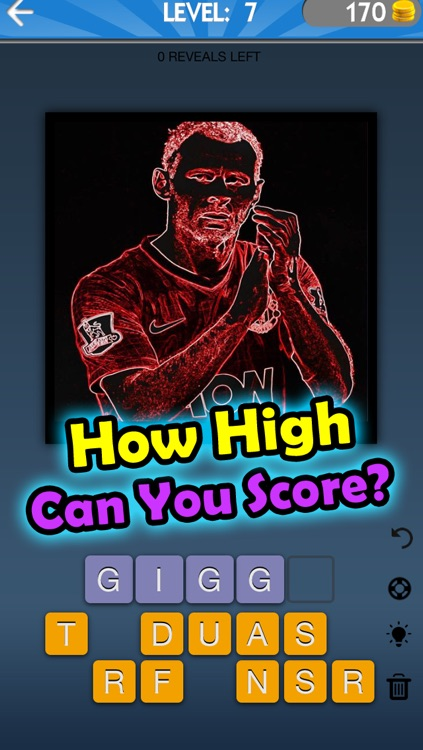 Guess The Footballer Quiz - World Heroes Icomania Game - Free screenshot-3