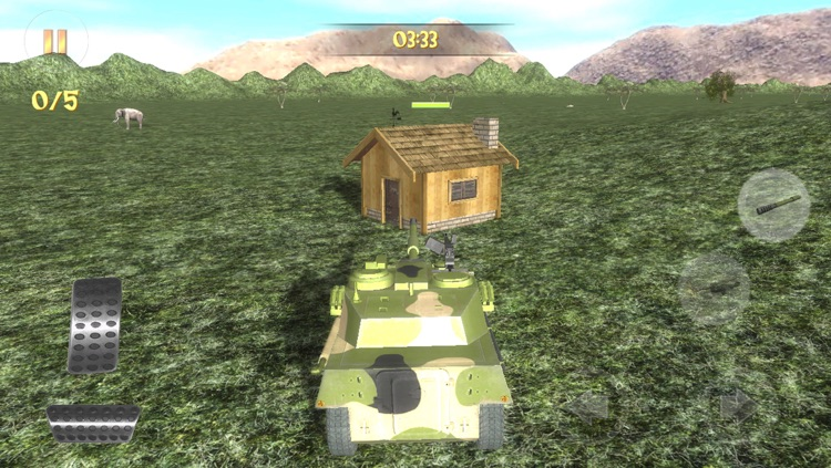 Safari 4x4 Driving Simulator 2: Zombie Poacher Hunter screenshot-4