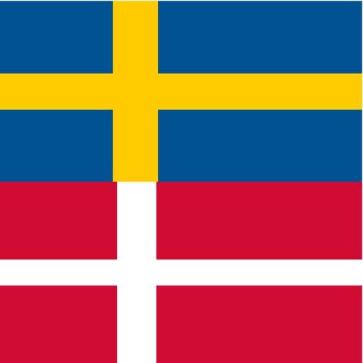 Swedish - Danish - Swedish dictionary