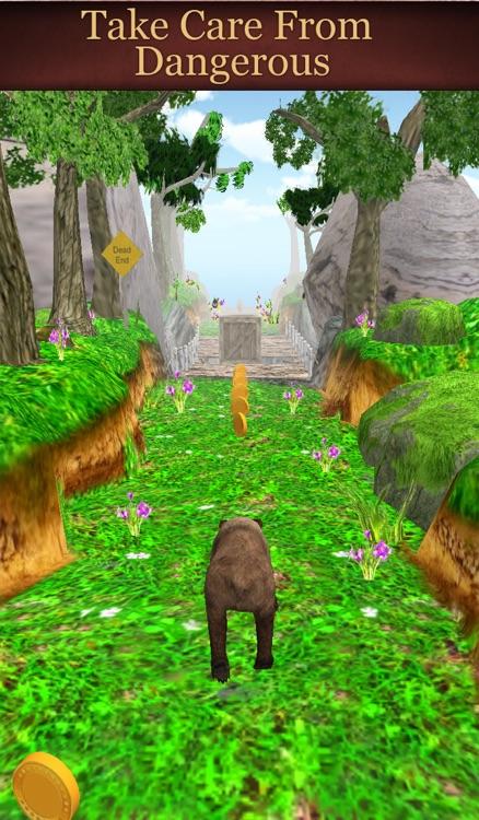 Zoo Escape - An Endless Running screenshot-4