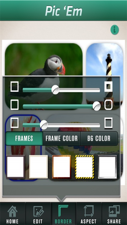 PicEm Photo Collage for Instagram, Facebook, Tumblr and Twitter + editor free screenshot-3