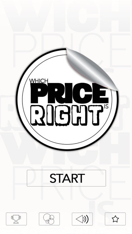 Which Price is Right? - The Cost of Stuff Guessing Game!