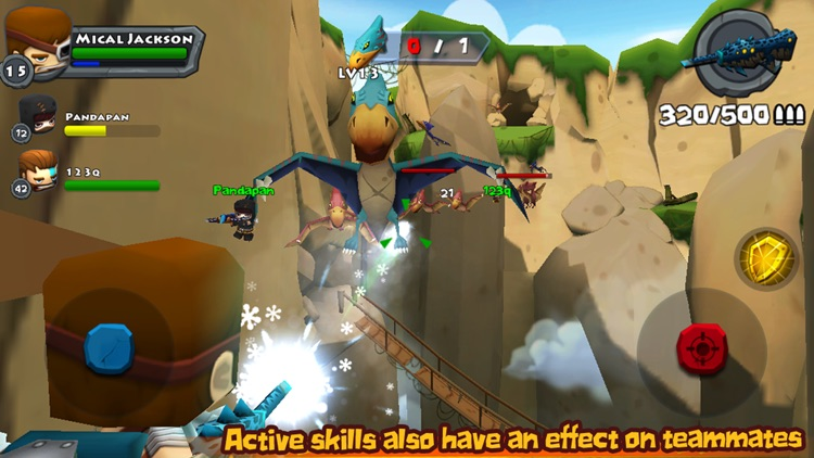 Call of Mini™ Dino Hunter screenshot-3