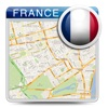 フランスオフライン道路地図、ガイド、ホテル(無料版)(France offline map) - iPhoneアプリ