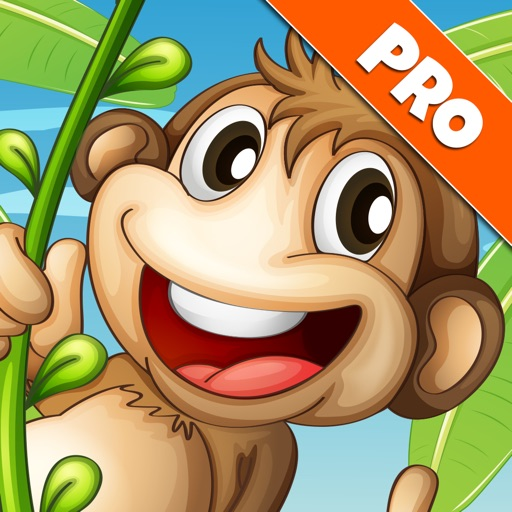 A Monkey Jungle Jump - Banana Mania Pro Edition