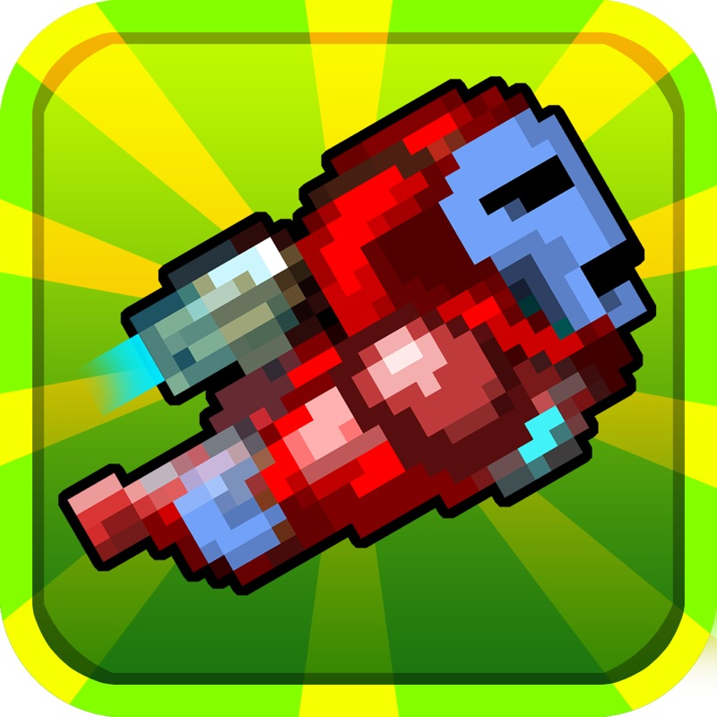 Flying Iron-Dude - The 2-Dot Line Tap Adventure Game FREE Hack Tool