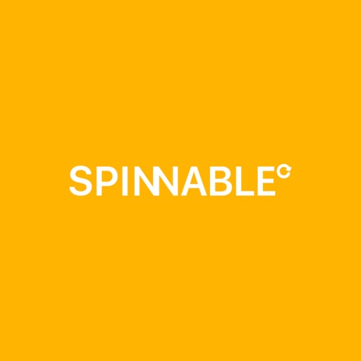 Spinnable