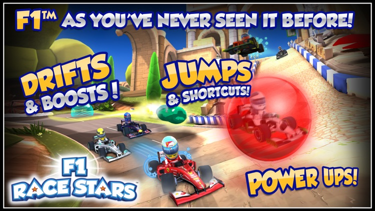 F1 Race Stars™ screenshot-0