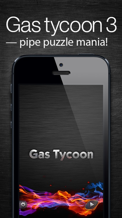 Gas Tycoon 3 - pipe puzzle mania!