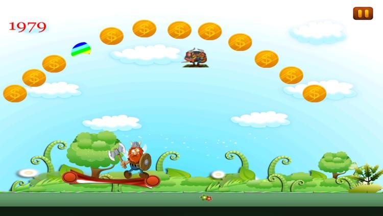 Clan Attack Blitz FREE - Clash Bounce War screenshot-3