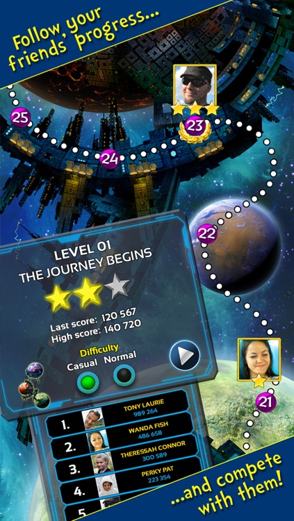 Star Pilot - Save the Sun from the Attack of the Alien Space Civilization screenshot-4