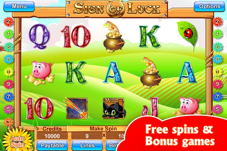 CASINO SLOTS HD screenshot-1