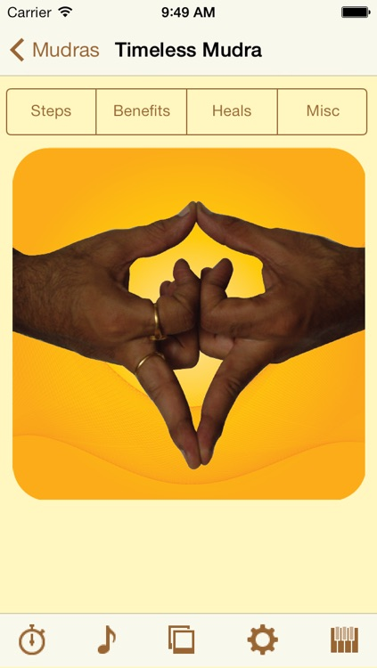 Yoga Mudras screenshot-1