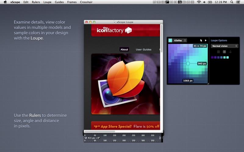 xScope 4 Screenshots