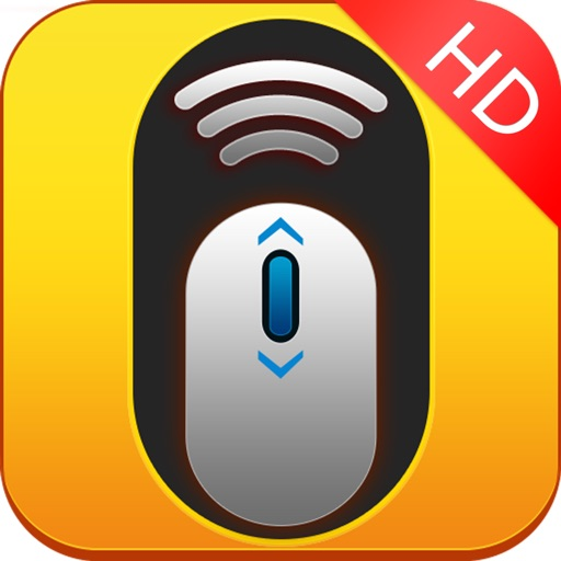 WiFi Mouse HD(Wireless Mouse/Trackpad/Keyboard)
