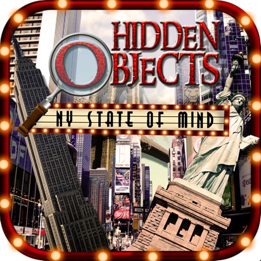 Hidden Objects - New York State of Mind
