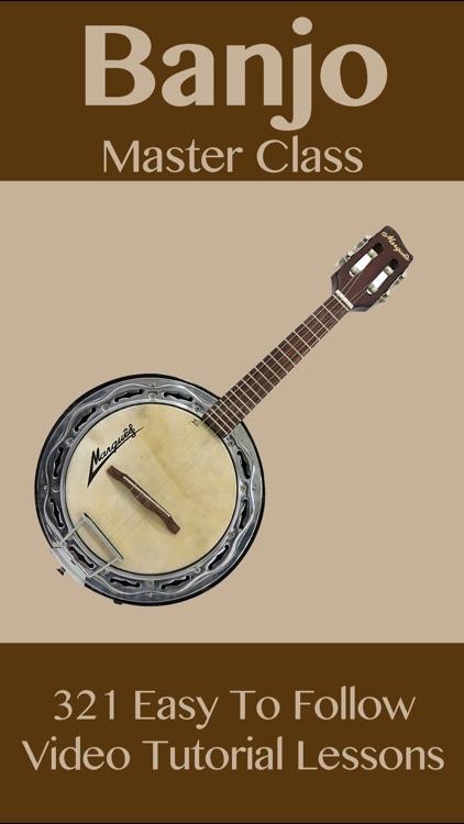 Banjo Master Class