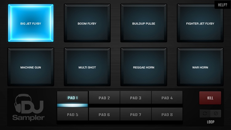 DJ Sampler screenshot-2