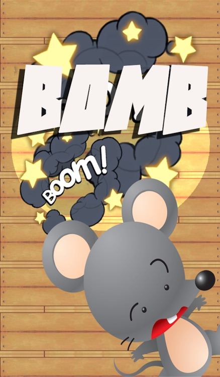Mice Bomb Attack - New type of Addiction
