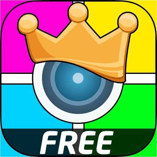 Frame King™ - Collage Maker, Photo Frames, and Effects