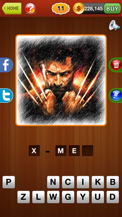Let´s Guess Movie ™ reveal what is the movies from picture word quiz game screenshot-4