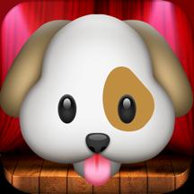 My Talking Dog Emoji