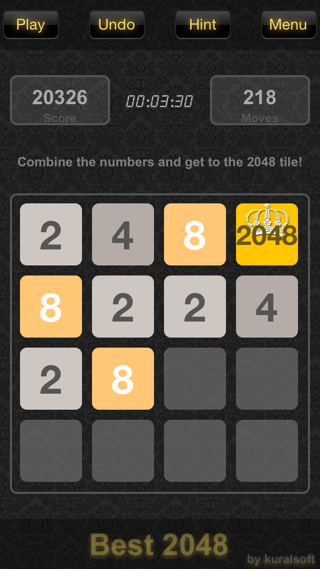 Best 2048 Game App Profile  Reviews, Videos and More
