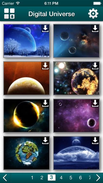 Digital Universe HD Wallpapers screenshot-4