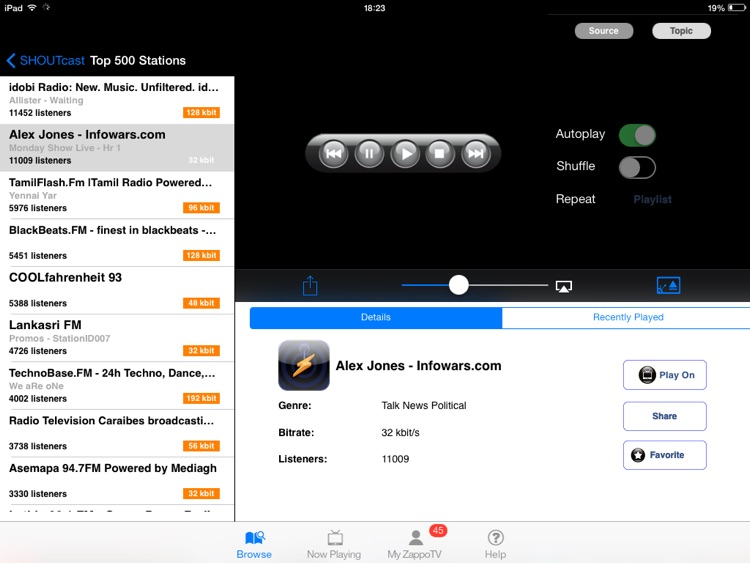 Philips TV Media Player HD screenshot-4