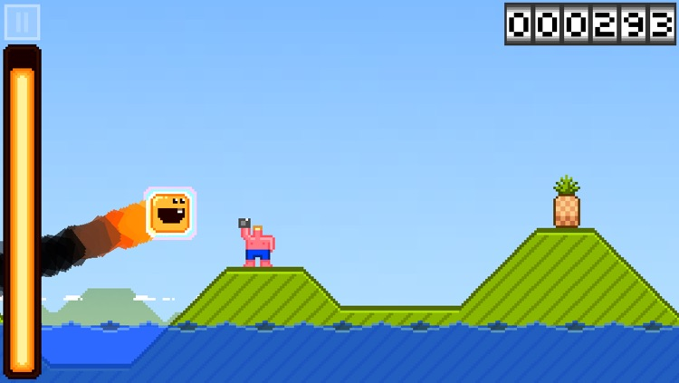 Baby Lava Bounce screenshot-2
