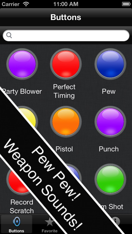 Instant Sound Effects Buttons FREE screenshot-3